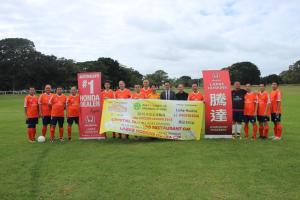ACSA Soccer League 2015 season started 22/3/2015