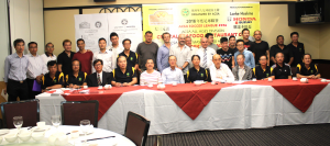 ACSA Soccer League Tournament  2016 Crystal Seafood Restaurant Cup Press Conference 15/3/2016